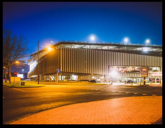 villa arena amsterdam